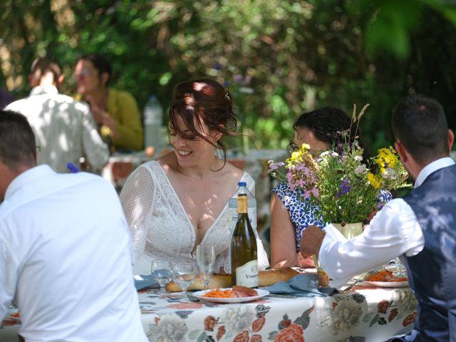 Le mariage de Cédric et Anne à Montoire-sur-le-Loir, Loir-et-Cher 38
