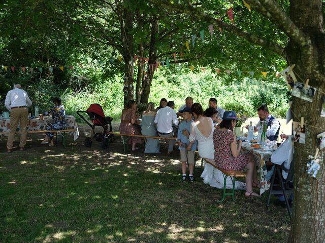 Le mariage de Cédric et Anne à Montoire-sur-le-Loir, Loir-et-Cher 44