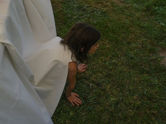Le mariage de Cédric et Anne à Montoire-sur-le-Loir, Loir-et-Cher 46