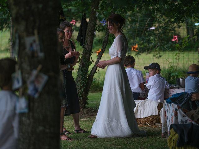 Le mariage de Cédric et Anne à Montoire-sur-le-Loir, Loir-et-Cher 48