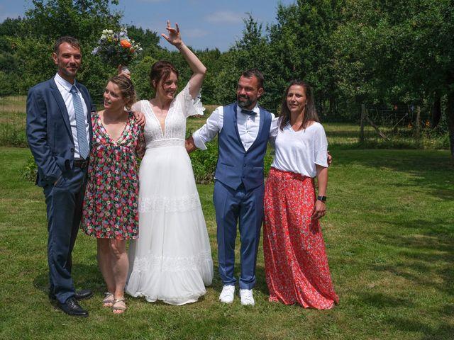 Le mariage de Cédric et Anne à Montoire-sur-le-Loir, Loir-et-Cher 49