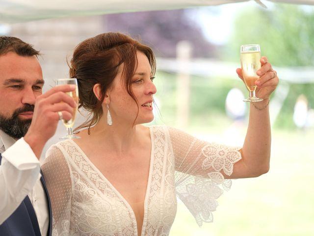 Le mariage de Cédric et Anne à Montoire-sur-le-Loir, Loir-et-Cher 51