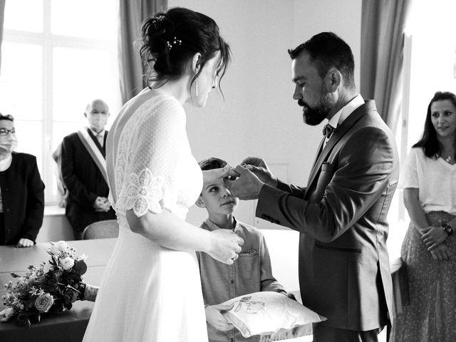Le mariage de Cédric et Anne à Montoire-sur-le-Loir, Loir-et-Cher 55