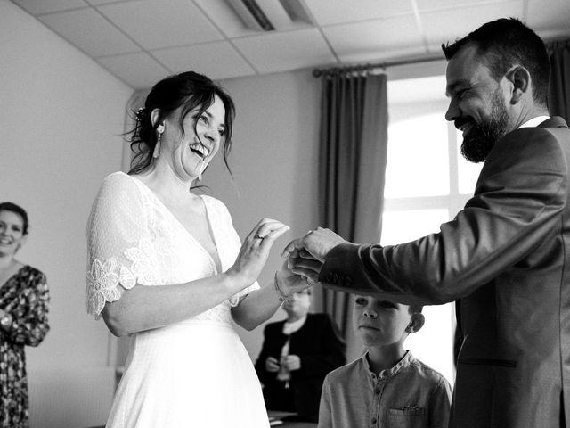 Le mariage de Cédric et Anne à Montoire-sur-le-Loir, Loir-et-Cher 56