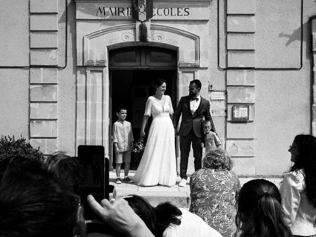 Le mariage de Cédric et Anne à Montoire-sur-le-Loir, Loir-et-Cher 61