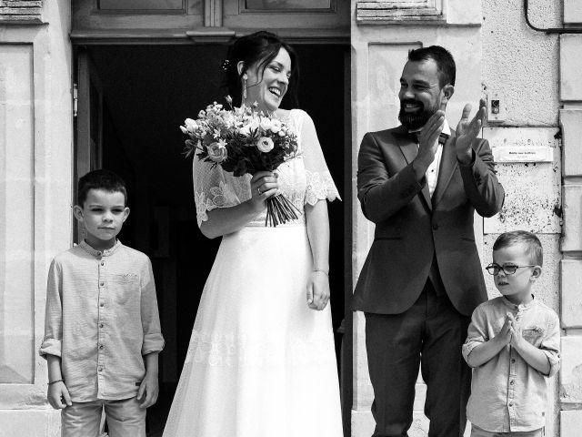 Le mariage de Cédric et Anne à Montoire-sur-le-Loir, Loir-et-Cher 62