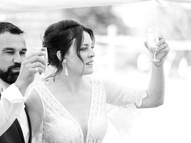 Le mariage de Cédric et Anne à Montoire-sur-le-Loir, Loir-et-Cher 63