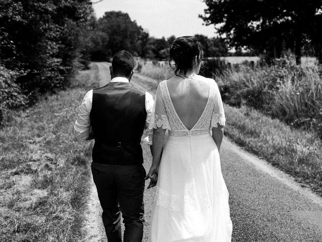 Le mariage de Cédric et Anne à Montoire-sur-le-Loir, Loir-et-Cher 70