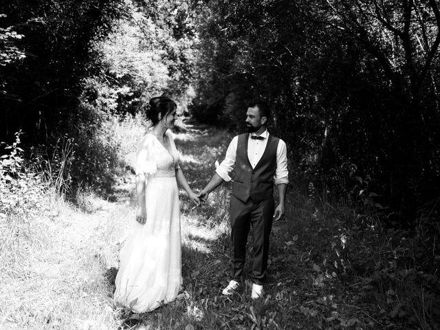 Le mariage de Cédric et Anne à Montoire-sur-le-Loir, Loir-et-Cher 72