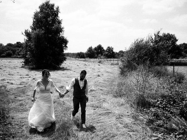 Le mariage de Cédric et Anne à Montoire-sur-le-Loir, Loir-et-Cher 75