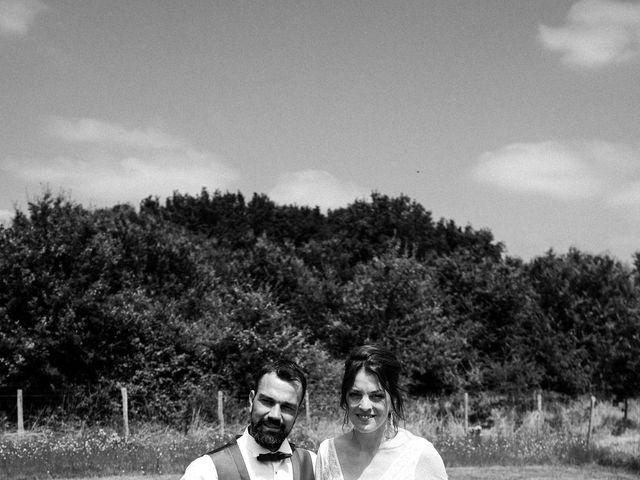 Le mariage de Cédric et Anne à Montoire-sur-le-Loir, Loir-et-Cher 77