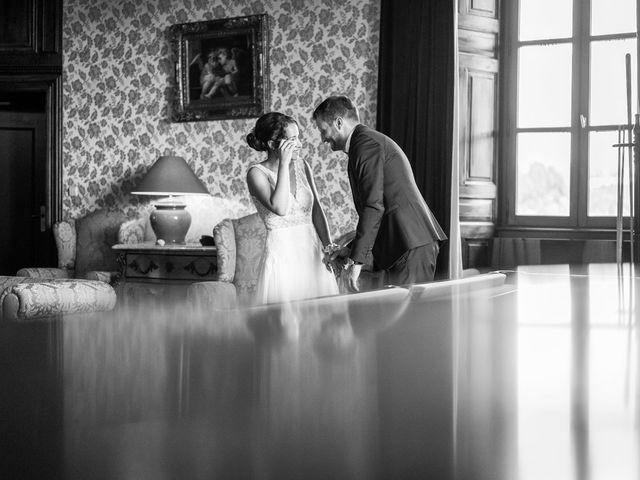 Le mariage de Clément et Aurélie à Aurillac, Cantal 21