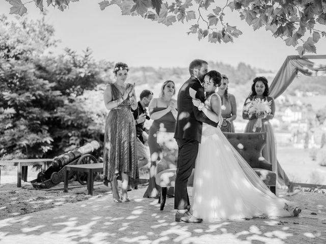 Le mariage de Clément et Aurélie à Aurillac, Cantal 23