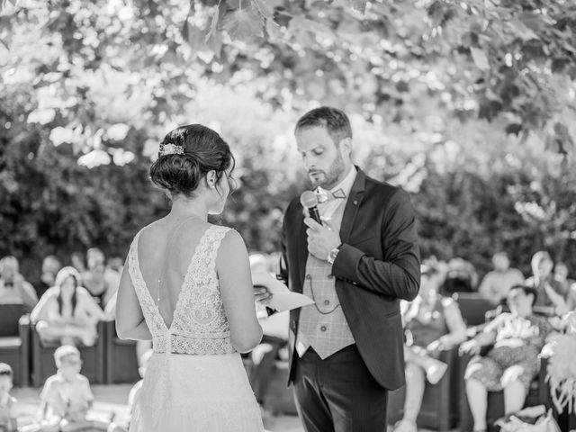 Le mariage de Clément et Aurélie à Aurillac, Cantal 24