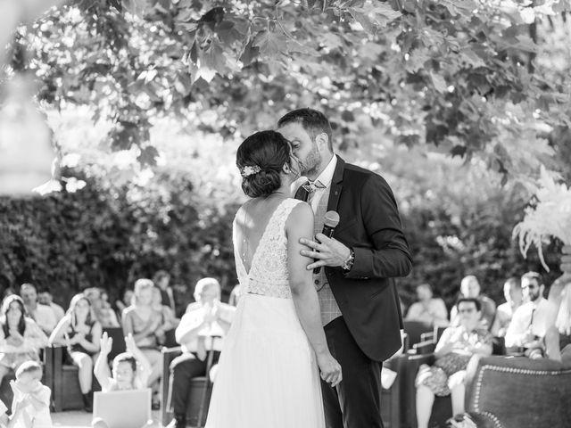 Le mariage de Clément et Aurélie à Aurillac, Cantal 25