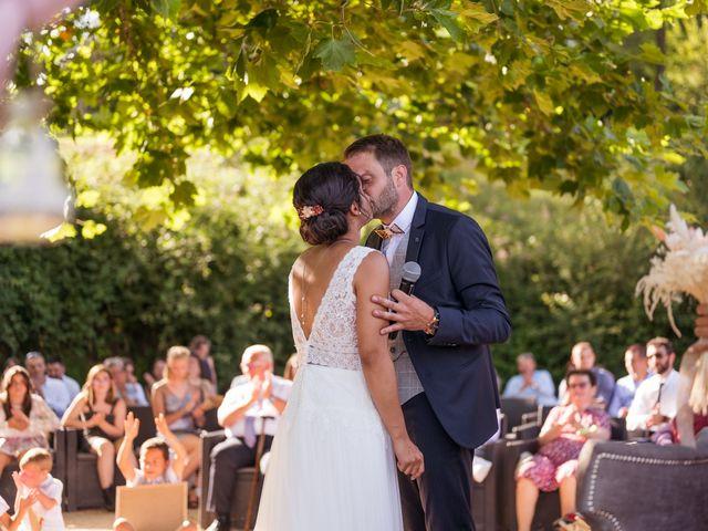 Le mariage de Clément et Aurélie à Aurillac, Cantal 26