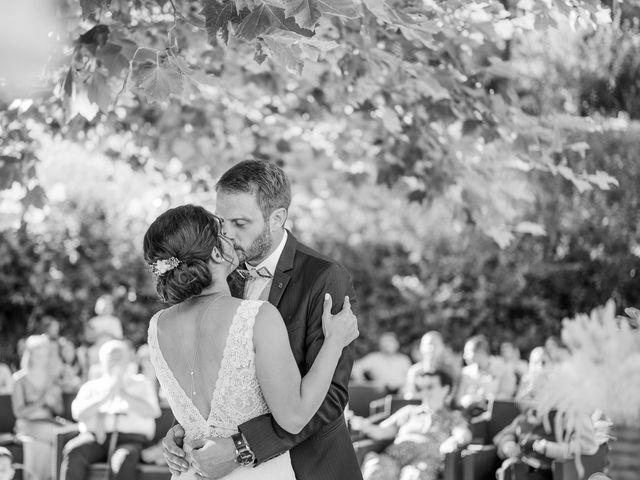Le mariage de Clément et Aurélie à Aurillac, Cantal 27