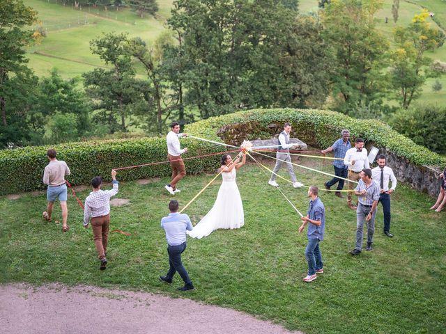 Le mariage de Clément et Aurélie à Aurillac, Cantal 35