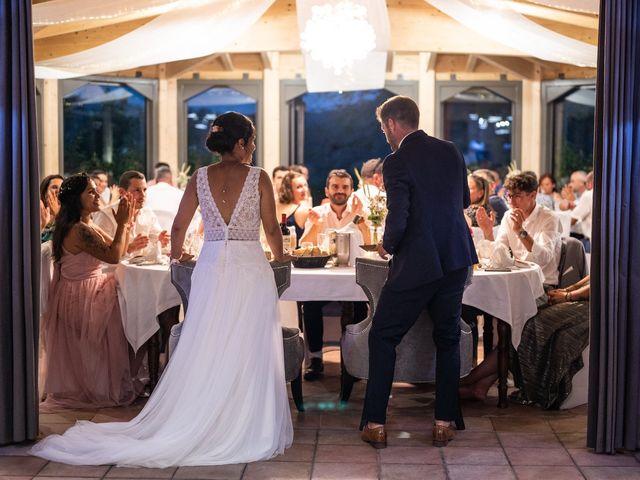 Le mariage de Clément et Aurélie à Aurillac, Cantal 36