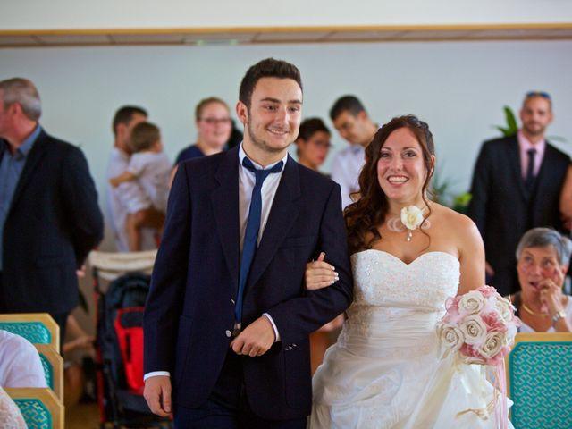 Le mariage de Damien et Gaëlle à Épagny, Haute-Savoie 6