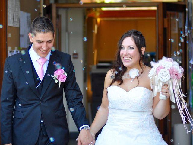 Le mariage de Damien et Gaëlle à Épagny, Haute-Savoie 9
