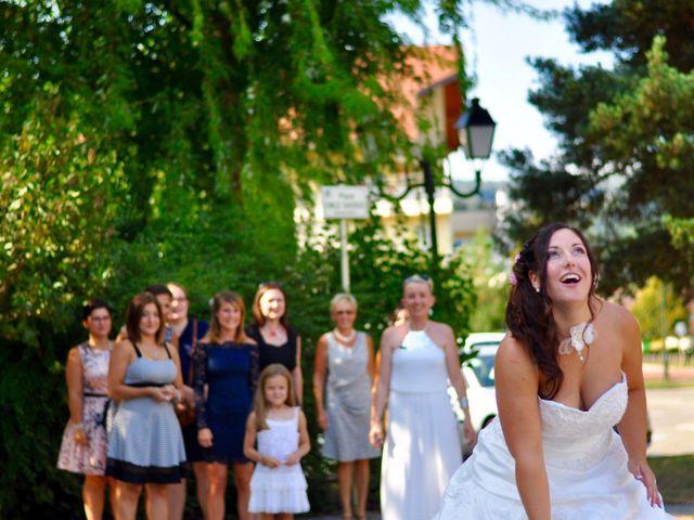 Le mariage de Damien et Gaëlle à Épagny, Haute-Savoie 12