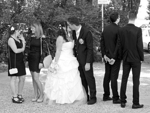 Le mariage de Damien et Gaëlle à Épagny, Haute-Savoie 13