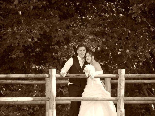 Le mariage de Damien et Gaëlle à Épagny, Haute-Savoie 25