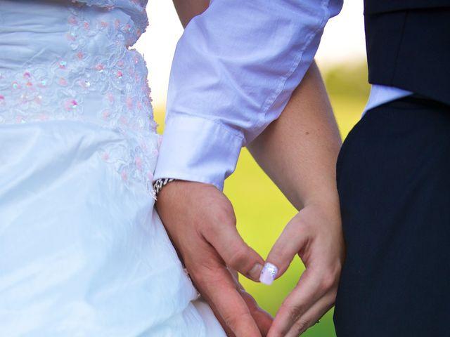 Le mariage de Damien et Gaëlle à Épagny, Haute-Savoie 28