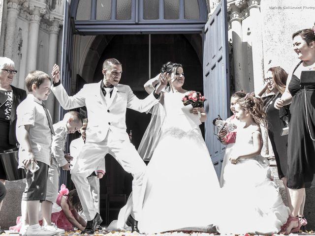 Le mariage de Kristell et Nicolas