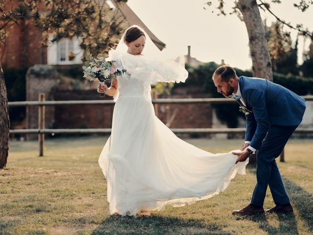 Le mariage de Anne et Nicolas