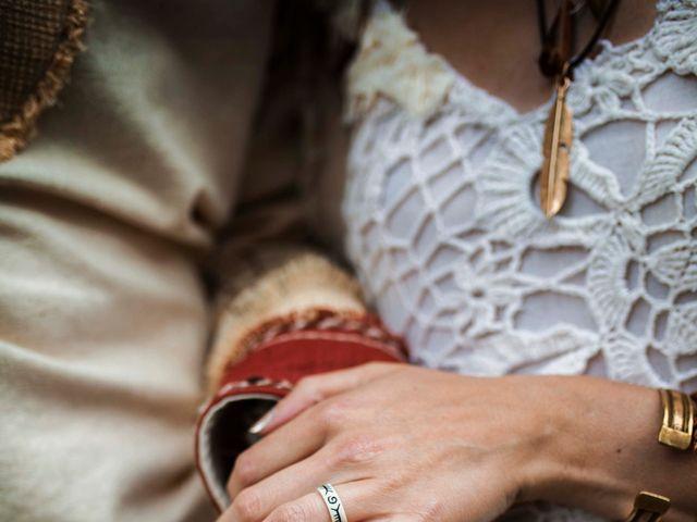 Le mariage de Jérémy et Orély à Cunlhat, Puy-de-Dôme 7