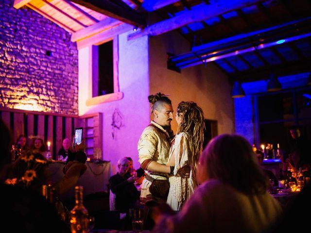 Le mariage de Jérémy et Orély à Cunlhat, Puy-de-Dôme 9