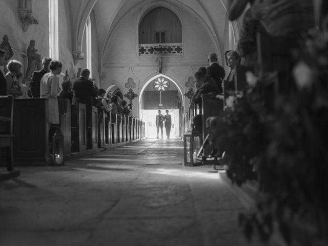 Le mariage de Damien et Elizabeth à Saint-Ambreuil, Saône et Loire 2