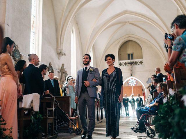 Le mariage de Damien et Elizabeth à Saint-Ambreuil, Saône et Loire 8