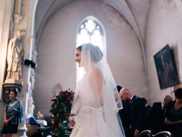 Le mariage de Damien et Elizabeth à Saint-Ambreuil, Saône et Loire 12