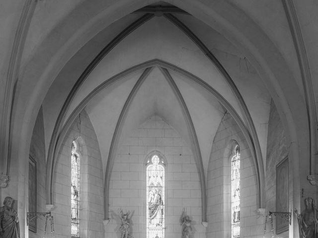 Le mariage de Damien et Elizabeth à Saint-Ambreuil, Saône et Loire 13