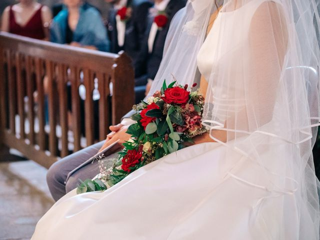 Le mariage de Damien et Elizabeth à Saint-Ambreuil, Saône et Loire 15