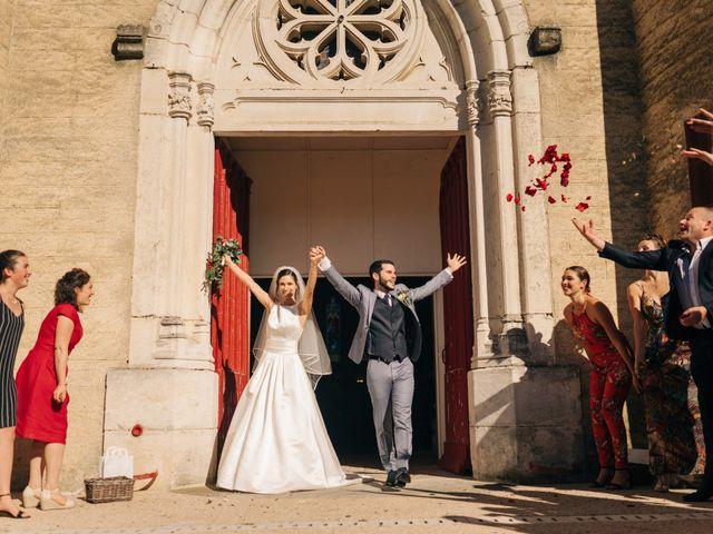 Le mariage de Damien et Elizabeth à Saint-Ambreuil, Saône et Loire 21