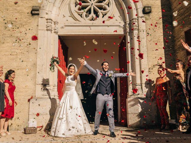 Le mariage de Damien et Elizabeth à Saint-Ambreuil, Saône et Loire 22