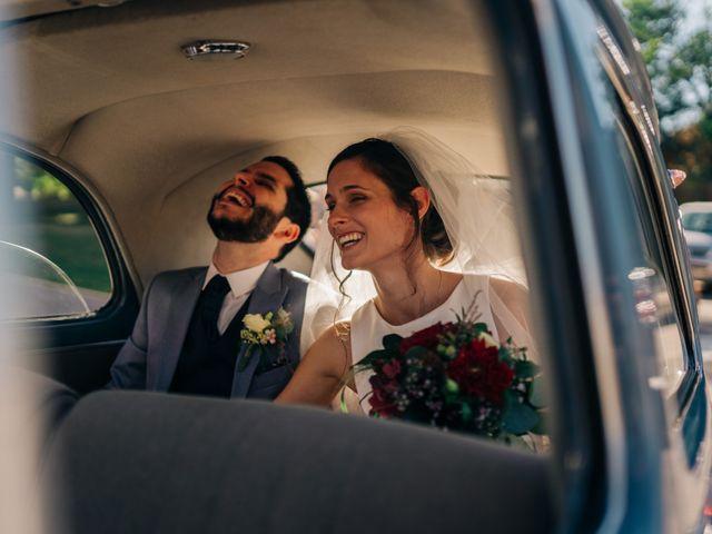 Le mariage de Damien et Elizabeth à Saint-Ambreuil, Saône et Loire 23