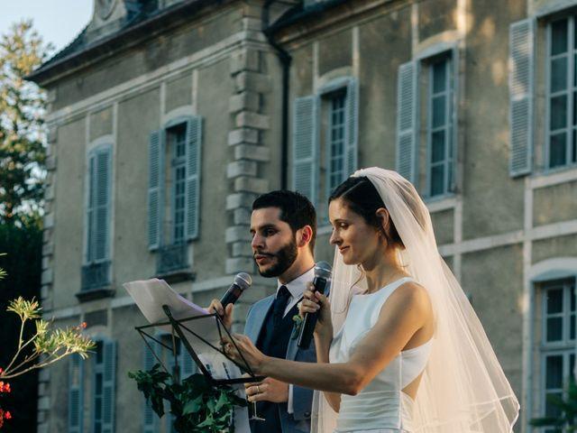 Le mariage de Damien et Elizabeth à Saint-Ambreuil, Saône et Loire 30