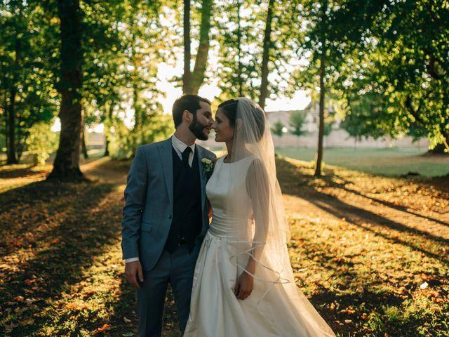 Le mariage de Damien et Elizabeth à Saint-Ambreuil, Saône et Loire 32