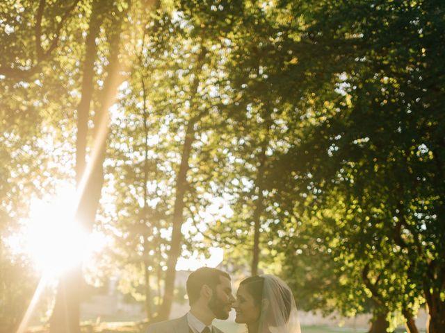 Le mariage de Damien et Elizabeth à Saint-Ambreuil, Saône et Loire 33