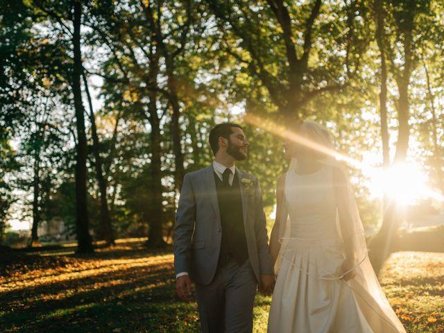 Le mariage de Damien et Elizabeth à Saint-Ambreuil, Saône et Loire 34