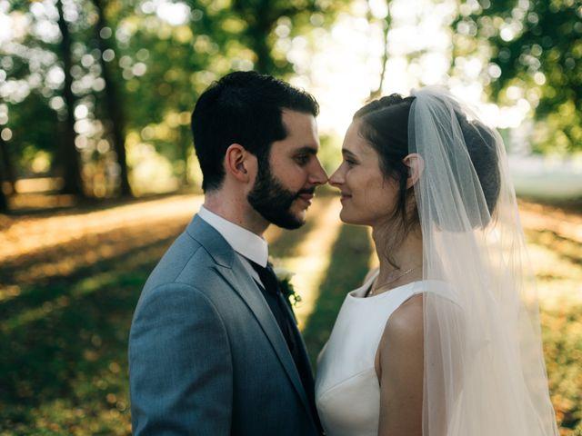 Le mariage de Damien et Elizabeth à Saint-Ambreuil, Saône et Loire 35