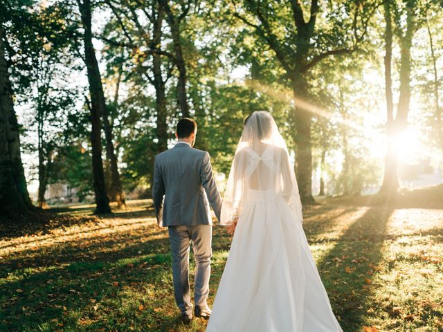 Le mariage de Damien et Elizabeth à Saint-Ambreuil, Saône et Loire 36