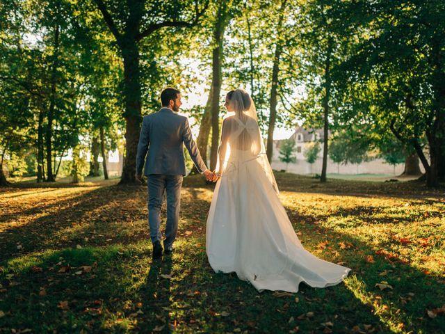 Le mariage de Damien et Elizabeth à Saint-Ambreuil, Saône et Loire 37