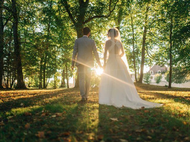 Le mariage de Damien et Elizabeth à Saint-Ambreuil, Saône et Loire 38