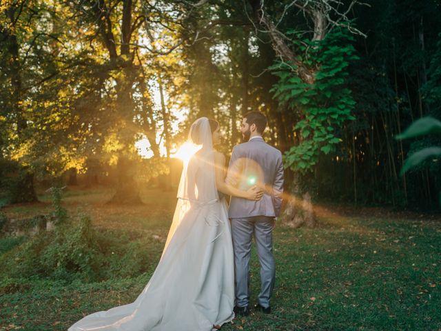 Le mariage de Damien et Elizabeth à Saint-Ambreuil, Saône et Loire 41